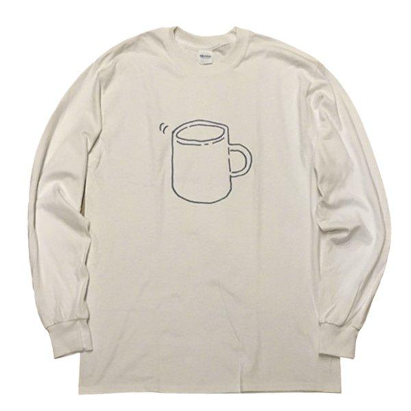 画像1: MUG ロングスリーブTシャツ (NATURAL) (1)
