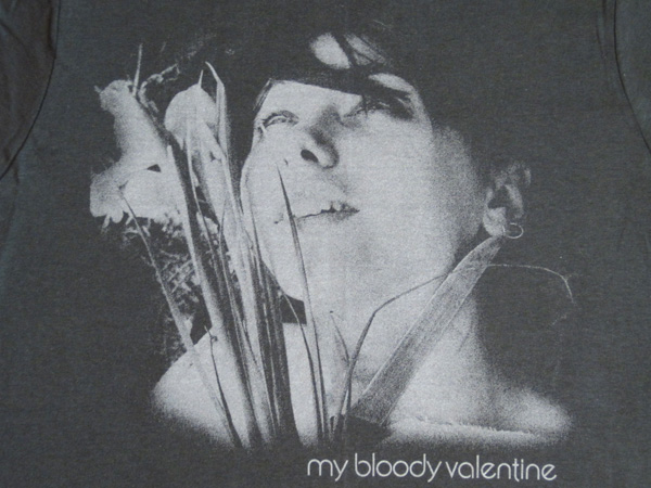 MY BLOODY VALENTINE T YOU MADE ME REALISE T