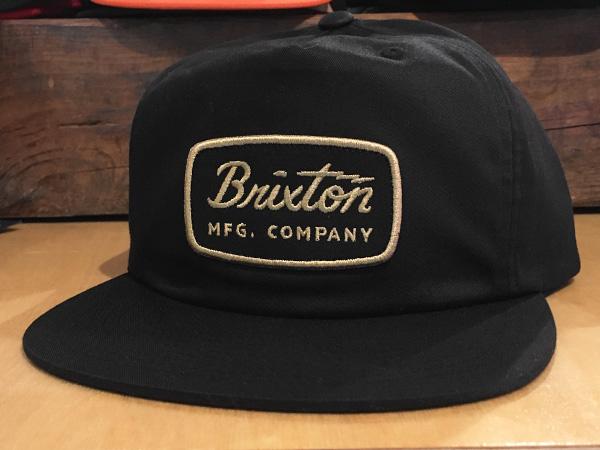 444b22c0647 BRIXTON   JOLT HP SNAPBACK CAP (BLACK) - 東京下北沢ショップCRIME -